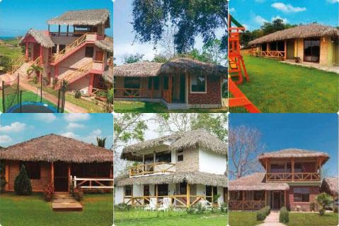 Brochure casas en alquiler